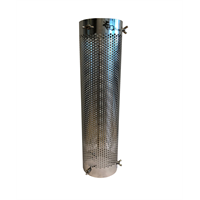 Mesh Tentprotector 36,5cm Protect your tent from the hot pipe