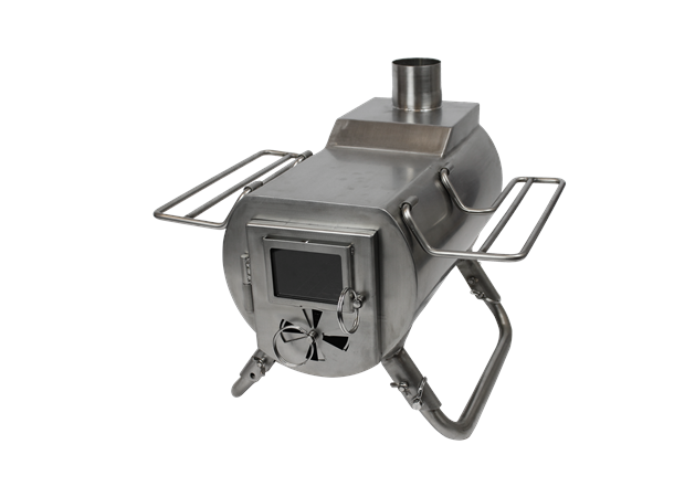 Gstove Heat - Compact camping stove with high effect and